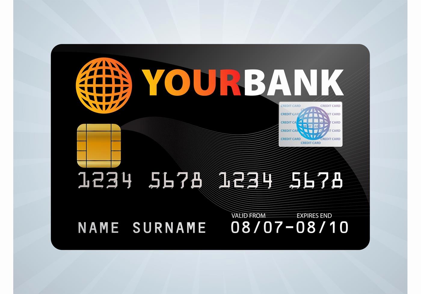 Discover Credit Card Designs Inspirational Credit Card Design Download Free Vector Art Stock