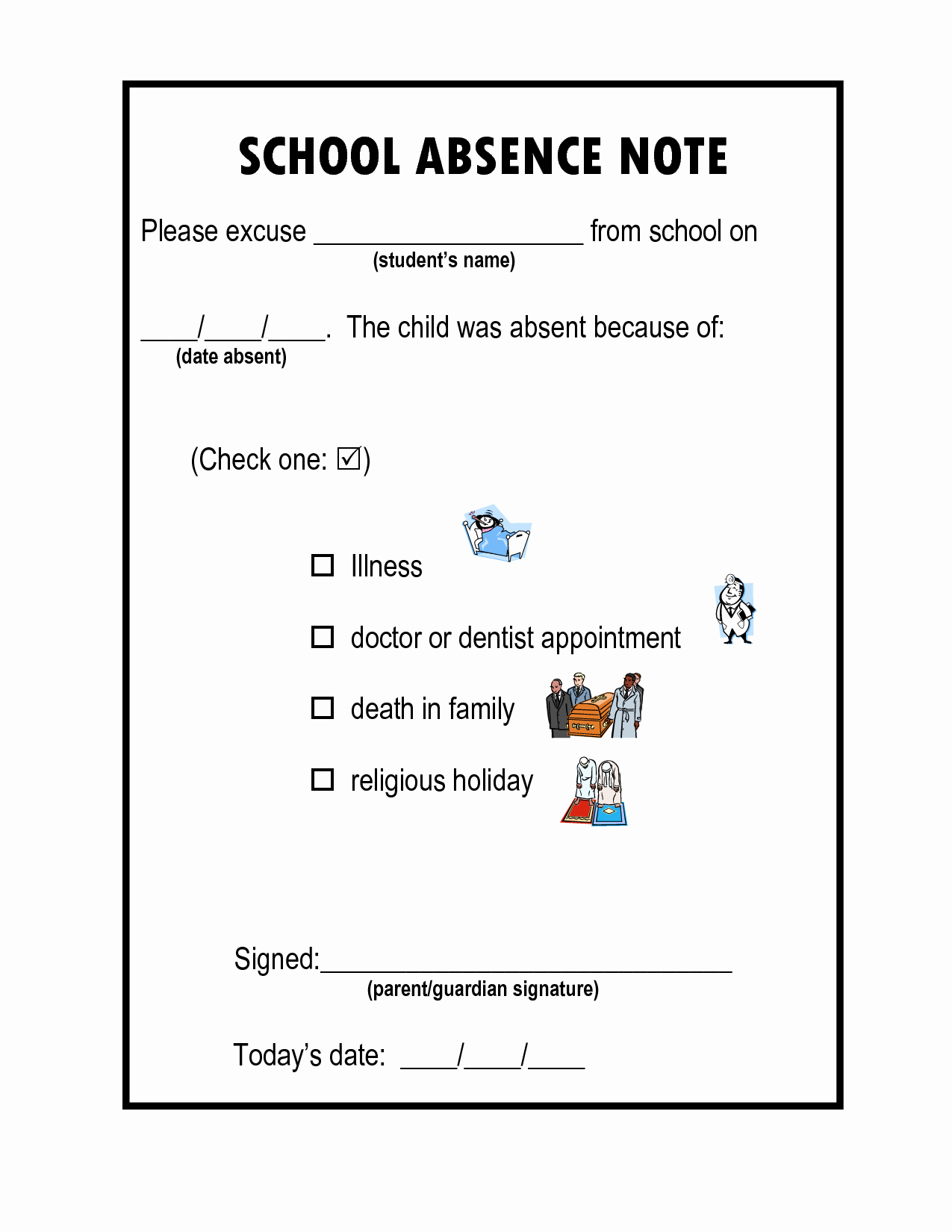 Doctor Note for School Unique Doctors Note for School Absence Template Xg5zskzk