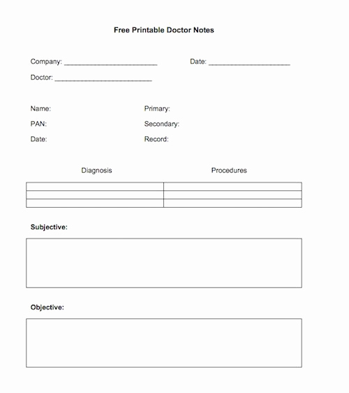 Doctor Notes for Work Free Unique 27 Free Doctor Note Excuse Templates Free Template