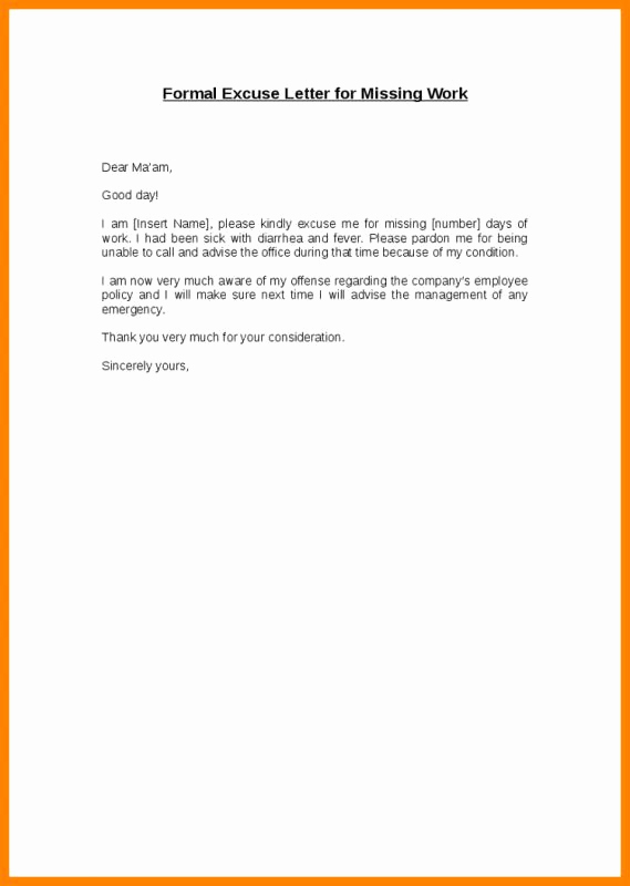 Doctors Note for Work Absence Best Of How to Write A Doctors Note