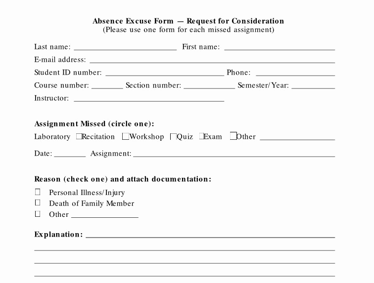 Doctors Note for Work Absence Unique Free Doctor S Note Excuse Note Templates Template Section