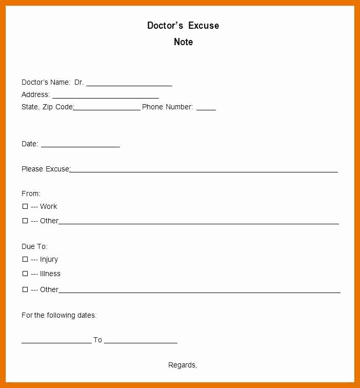 Doctors Note Template for Work Lovely 9 10 Uk Doctors Note