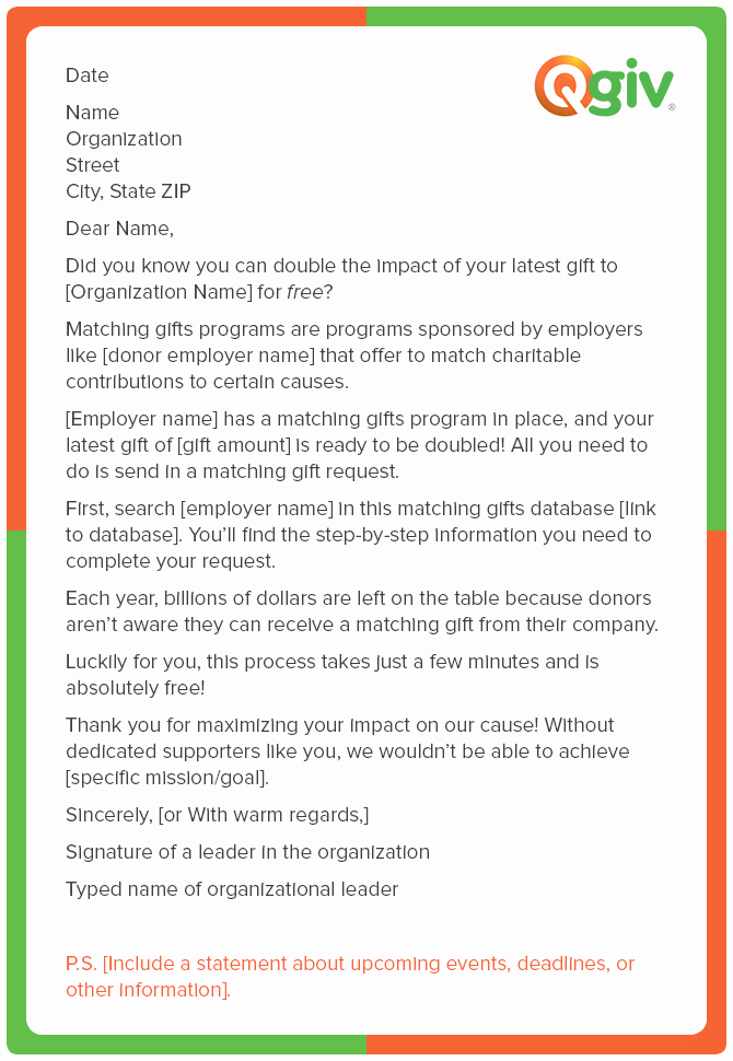 Donation Request Letter Template Beautiful 9 Awesome and Effective Fundraising Letter Templates