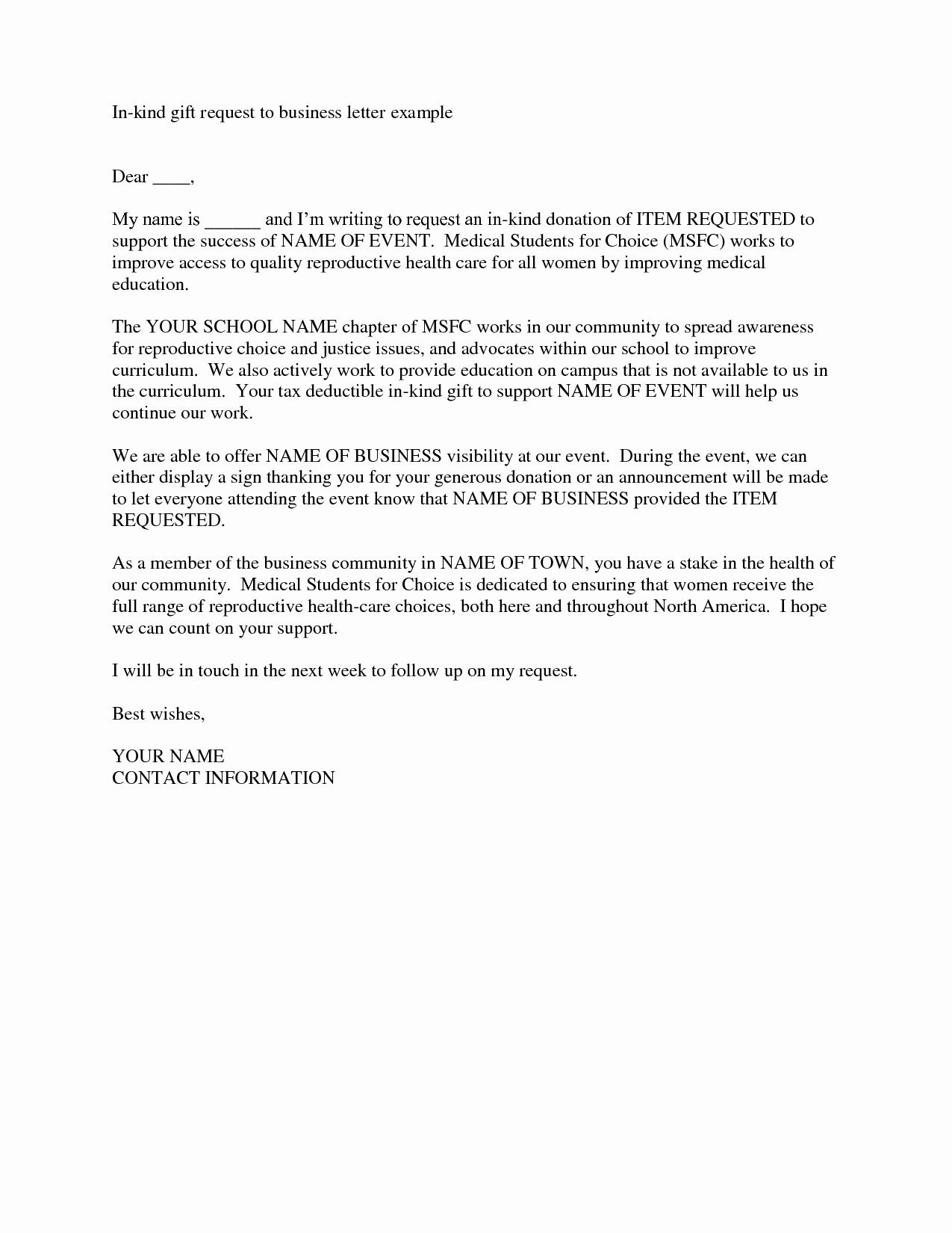 Donation Request Letter Template Elegant Fundraising Made Effortless with 13 Donation Request Letters