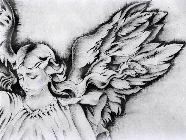 Drawing Of Angels Wings Best Of 25 Pencil Drawings Art Ideas