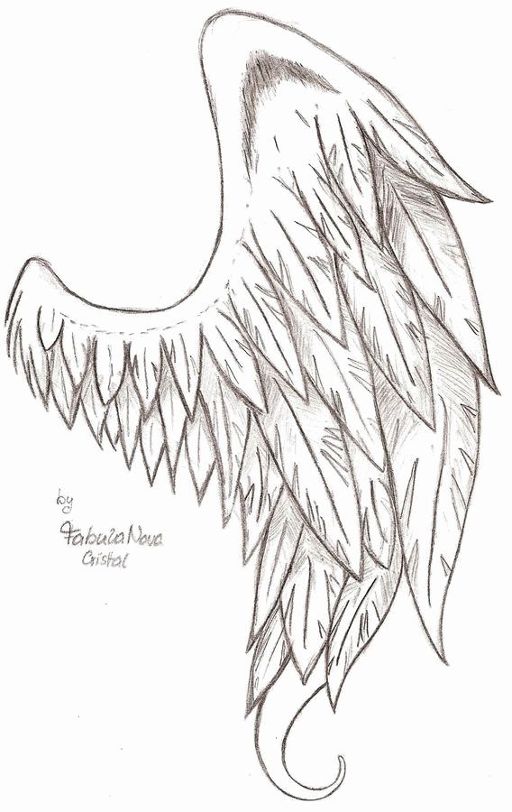 Drawing Of Angels Wings Inspirational A Fallen Angel is A Wicked or Rebellious Angel that Has