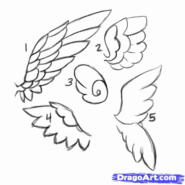 Drawings Of Angels Wings Beautiful 25 Best Ideas About Angel Wings Drawing On Pinterest