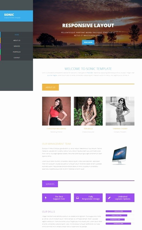 Dream Weaver Web Template Awesome 30 Best Free Dreamweaver Templates for 2017 Designlint