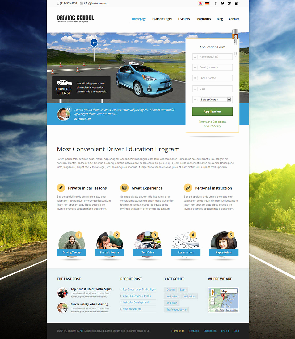 Dream Weaver Web Template Fresh 45 Best Premium Dreamweaver Website Templates