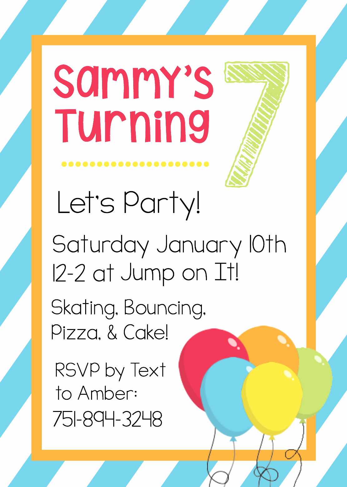Editable Birthday Invitations Templates Free Luxury Free Printable Birthday Invitation Templates