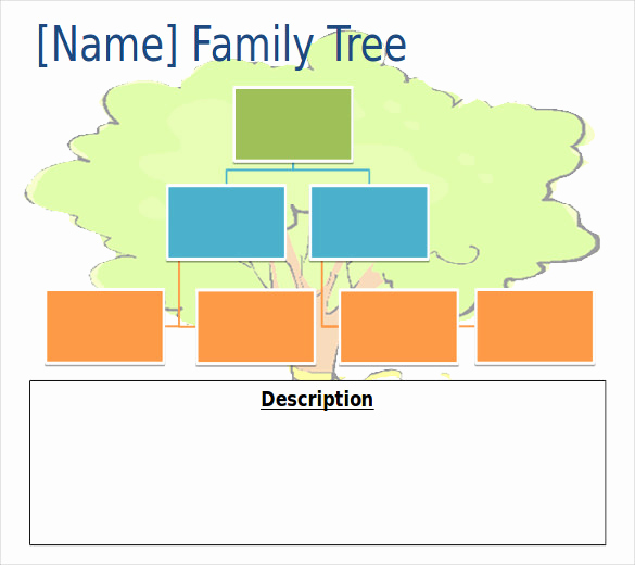 Editable Family Tree Template New 8 Powerpoint Family Tree Templates Pdf Doc Ppt Xls