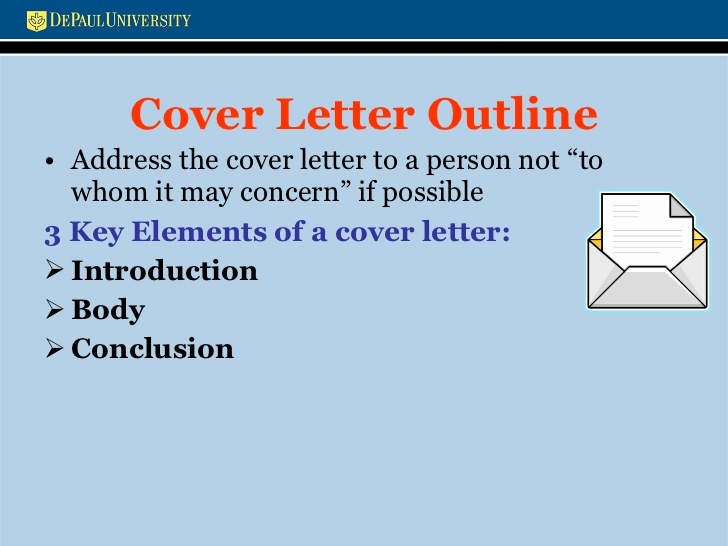 Elements Of A Cover Letter Awesome Key Elements Of A Cover Letter