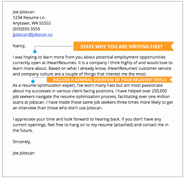 Email Cover Letter Example Lovely attached is A Copy Of My Resume