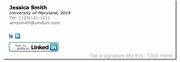 Email Signature for College Student Unique Email Signature for College Students 5 Tips for Students