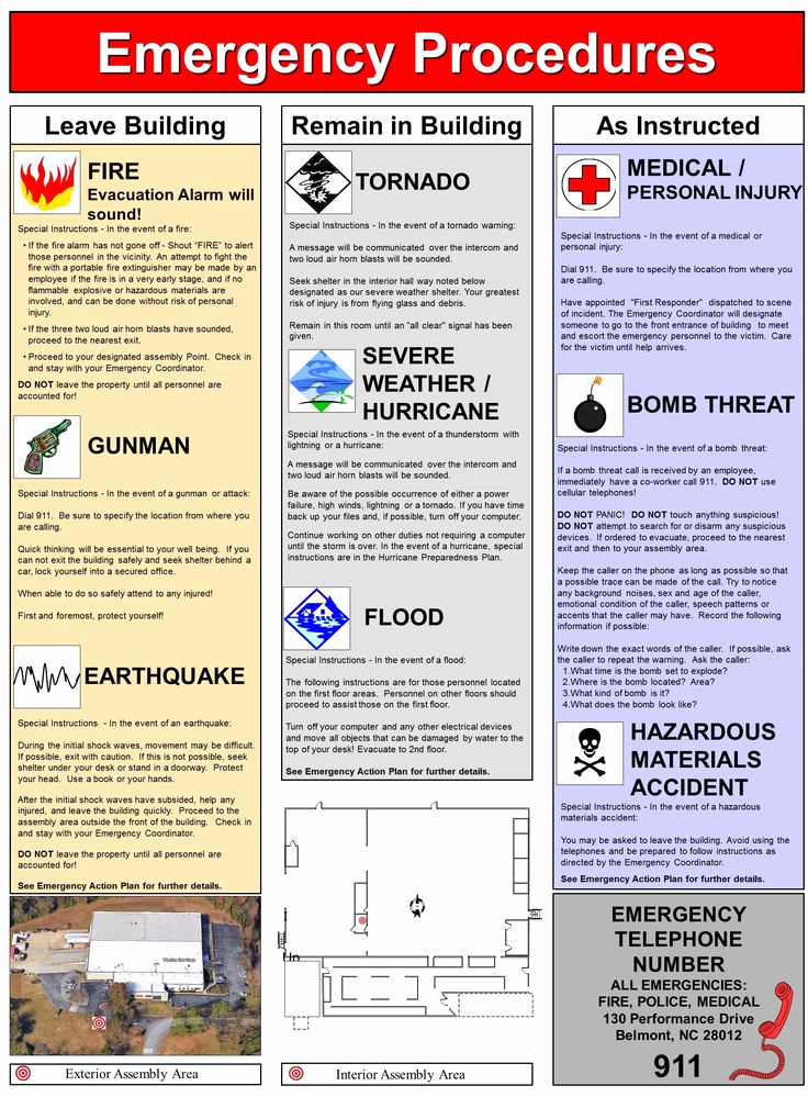 Emergency Action Plans Examples Fresh 17 Best Ideas About Emergency Action Plans On Pinterest