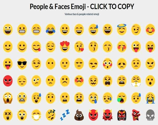 Emoji Pictures Copy and Paste Awesome 1000 Ideas About Emoji List On Pinterest