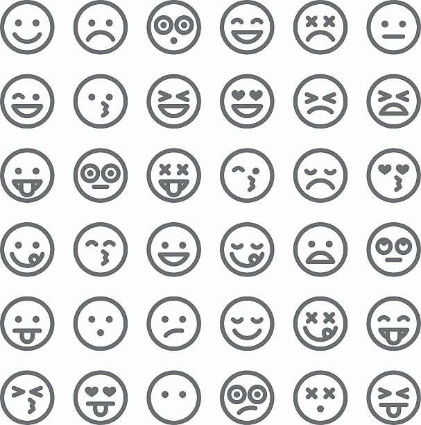 Emoji Pictures Copy and Paste Fresh Black White Emoji On Internet to Copy and Paste