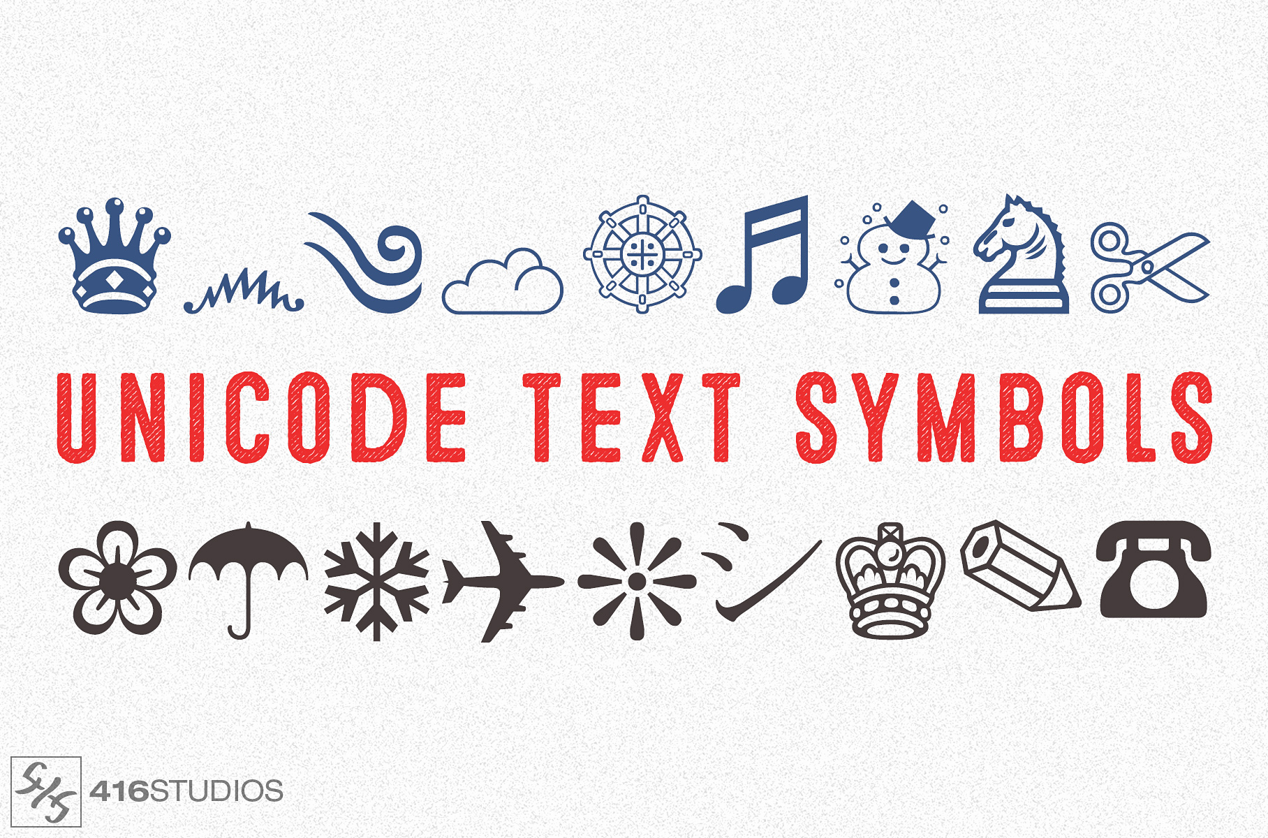 Emoji Text Copy and Paste Elegant Unicode Text Symbols to Copy and Paste 416 Studios