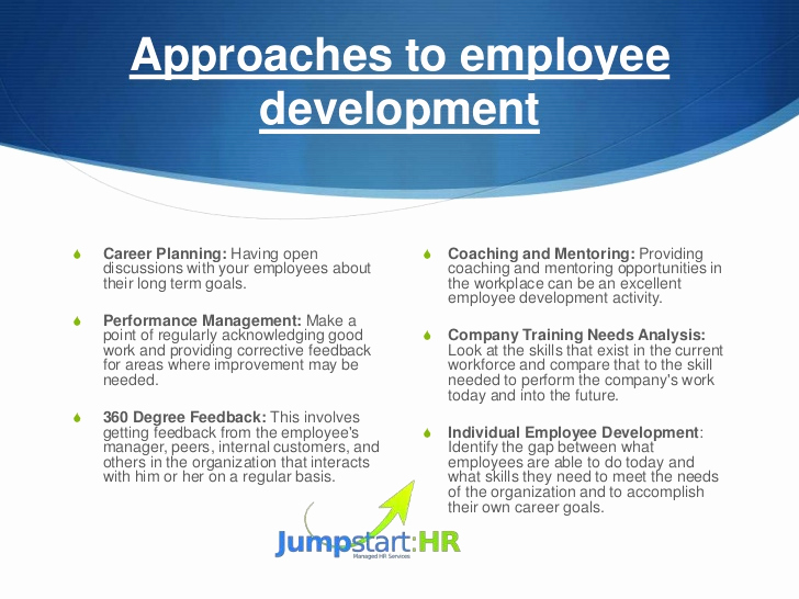 Employee Development Plan Examples Awesome How to Develop An Employee Development Plan