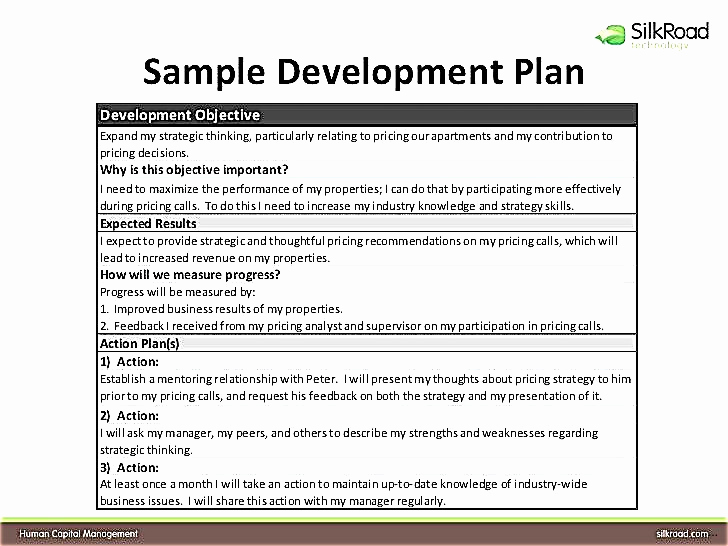individual development plan for employees 3796