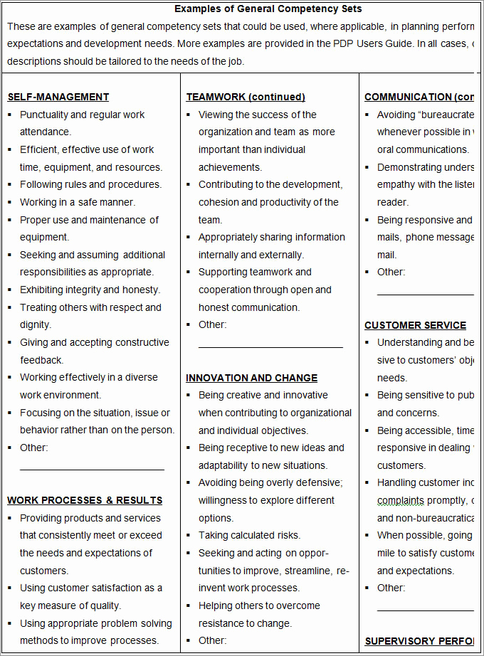 Employee Development Plans Templates Unique 7 Best Employee Development Plan Templates Word Pdf