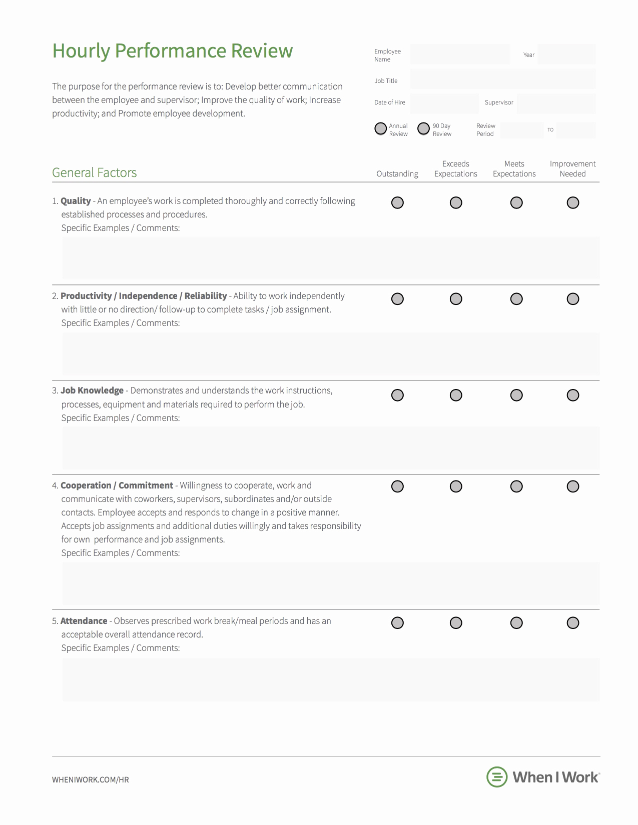 Employee Performance Evaluation Samples Best Of 8 Best Practices for Building An Effective Employee