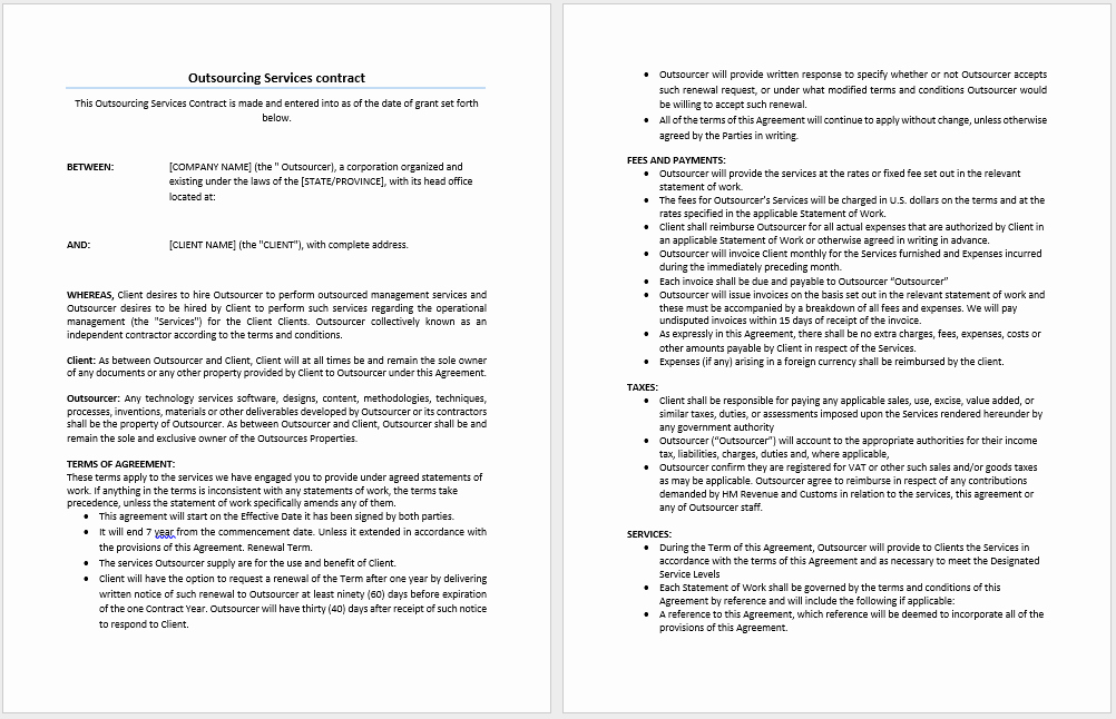Employment Contract Template Word Luxury Contract Templates Archives Microsoft Word Templates