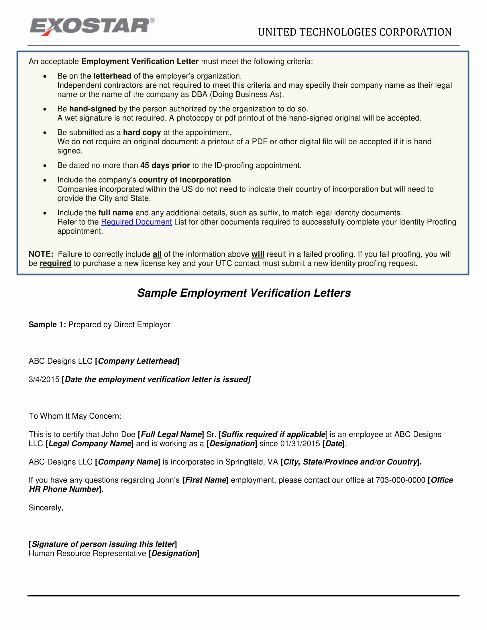 Employment Verification Letter Pdf Lovely 14 Employment Verification Letter Examples Pdf Doc