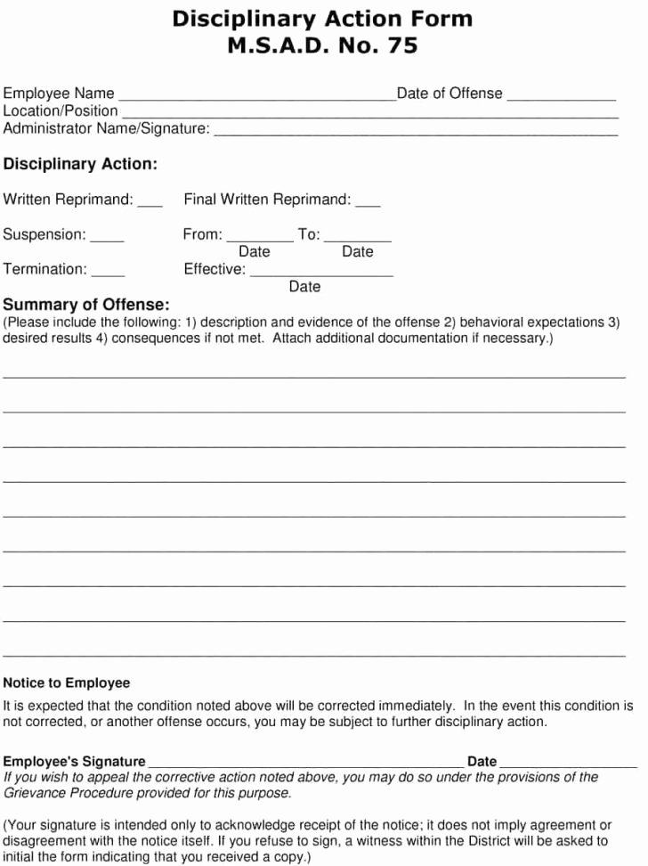 Employment Write Up Template Fresh Write Up Template Letter Examples Sample Pdf Employee
