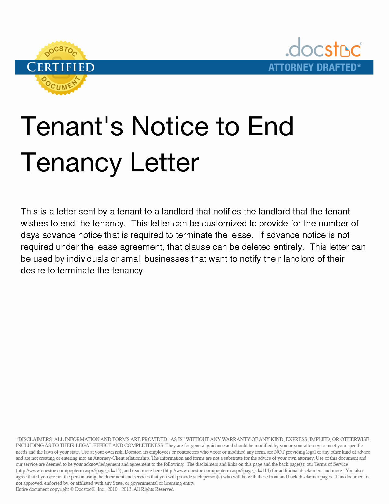End Of Lease Letters Beautiful Notice Template Category Page 3 Efoza