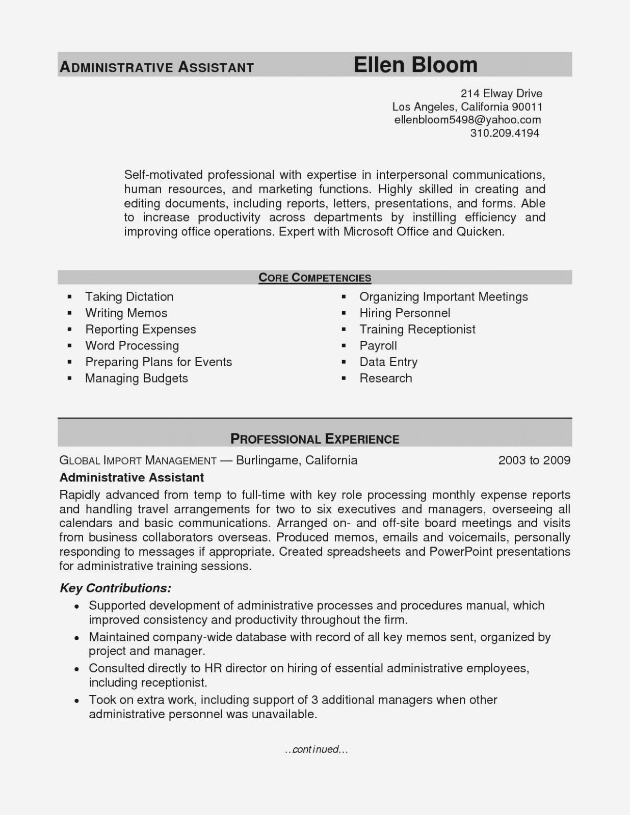 Entry Level Administrative assistant Resume Beautiful Ten Stereotypes About Entry Level Medical
