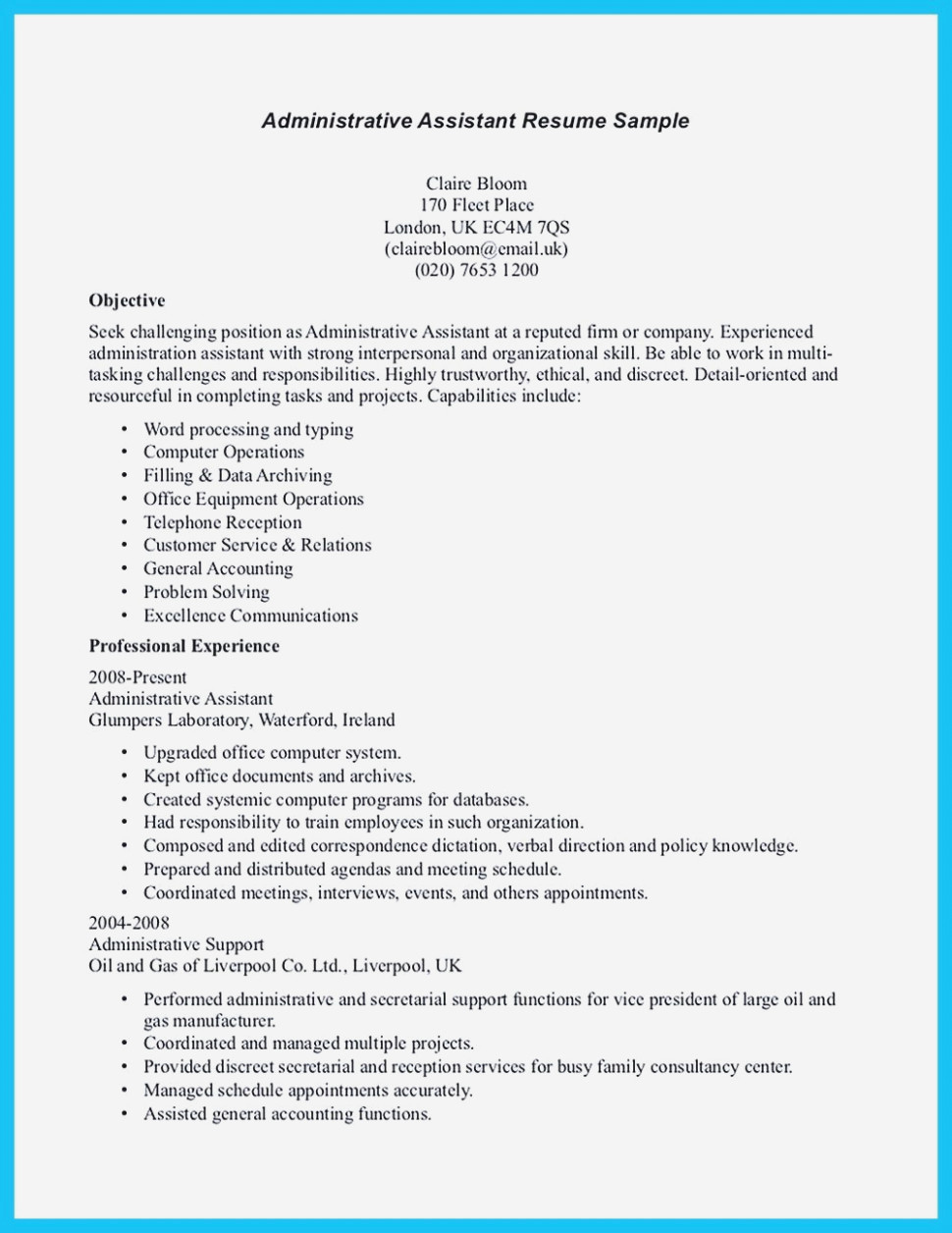 Entry Level Administrative assistant Resume Unique Ten Stereotypes About Entry Level Medical