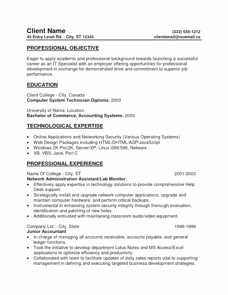Entry Level Business Analyst Resume Beautiful 29 Last Entry Level Financial Analyst Resume Dt E