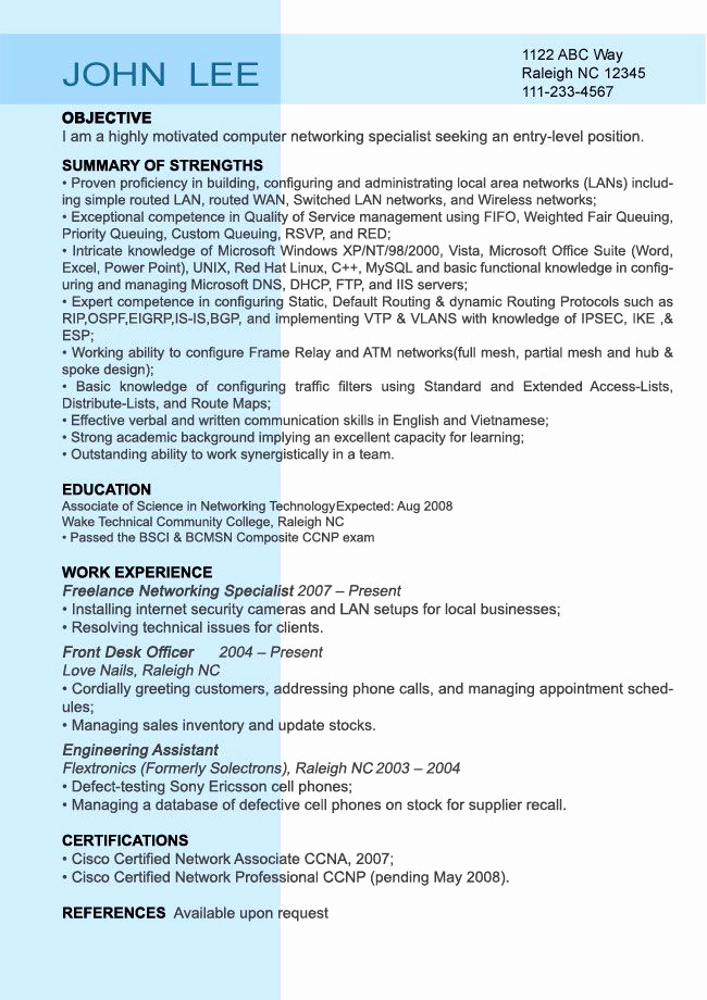 Entry Level Marketing Resume Awesome Entry Level Marketing Resume
