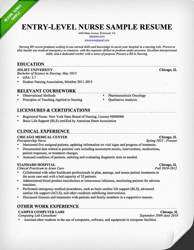 Entry Level Nurse Cover Letter Beautiful Usyhnews