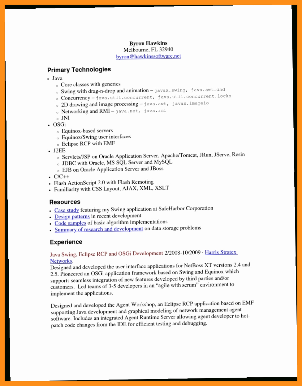 Entry Level Web Developer Resume Inspirational 9 10 Entry Level Net Developer Resume