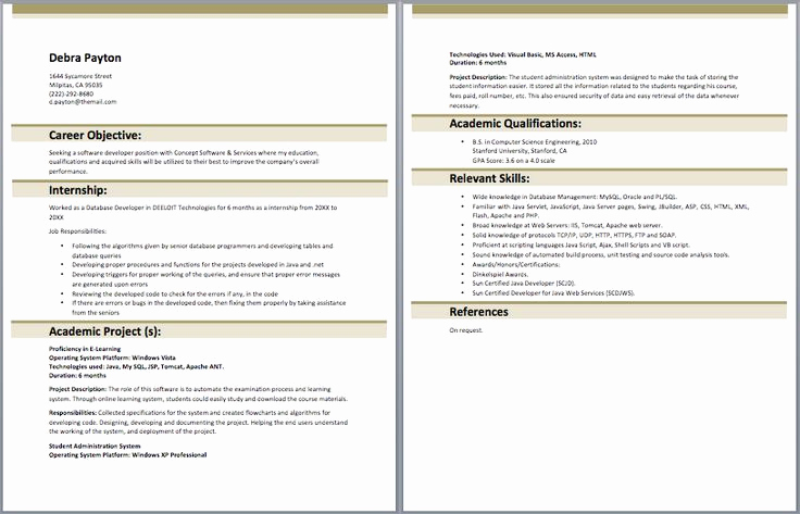 Entry Level Web Developer Resume Unique 7 Best Entry Level Resume Samples Images On Pinterest