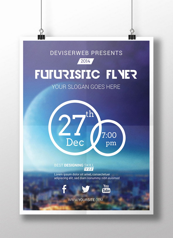 Event Flyer Templates Free Awesome 25 Free Shop Party Flyer Templates