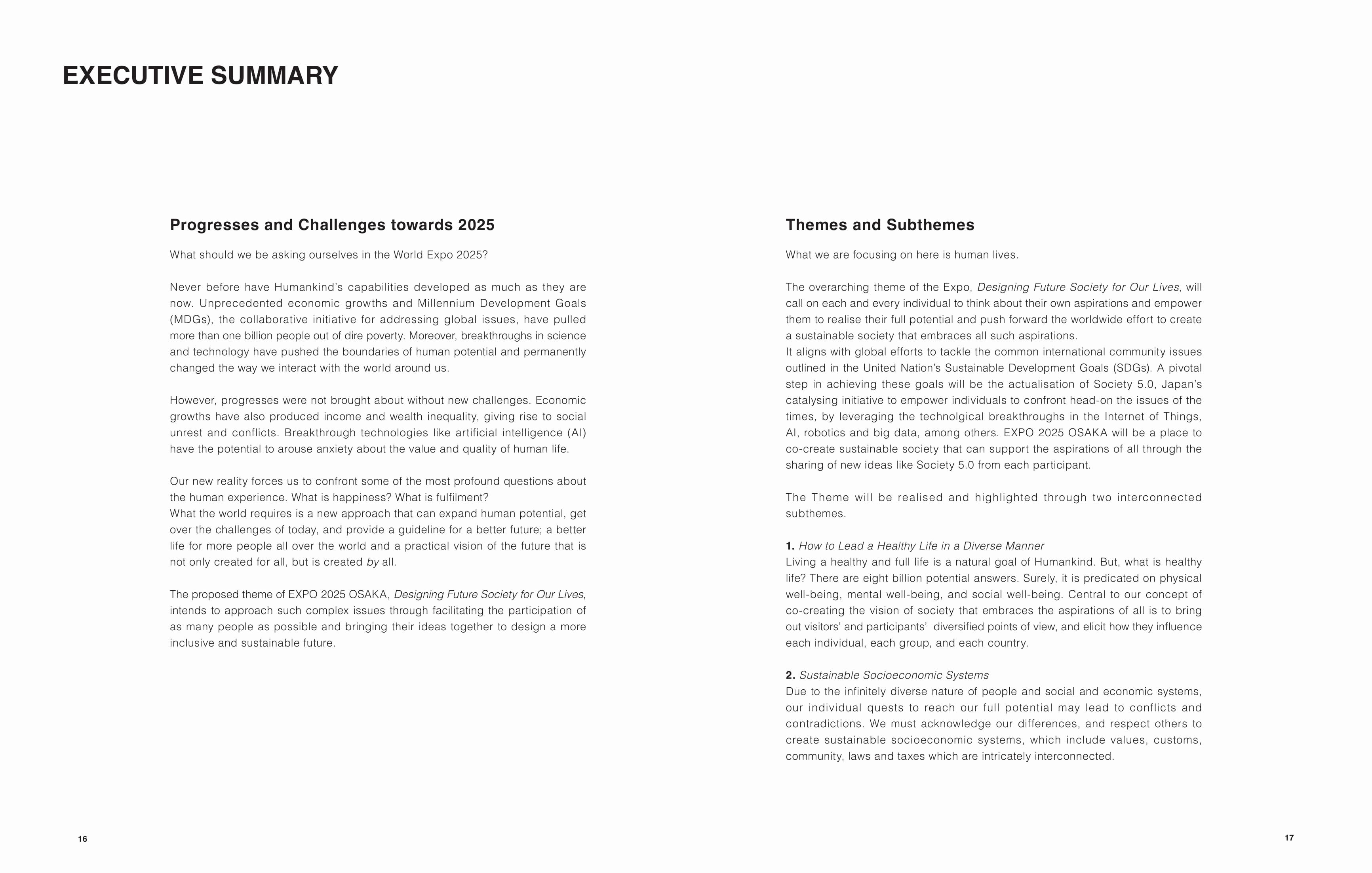 Example Of An Executive Summary Elegant 22 Executive Summary Samples Pdf Doc