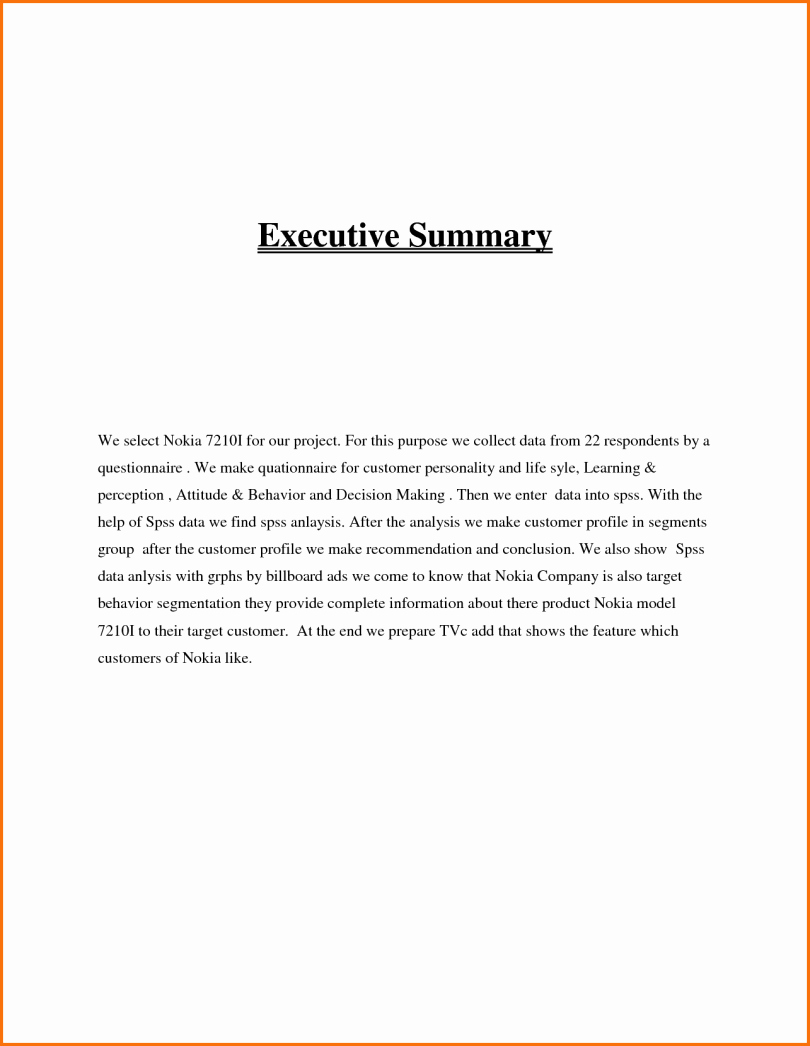 executive summary templates 15 examples and samples