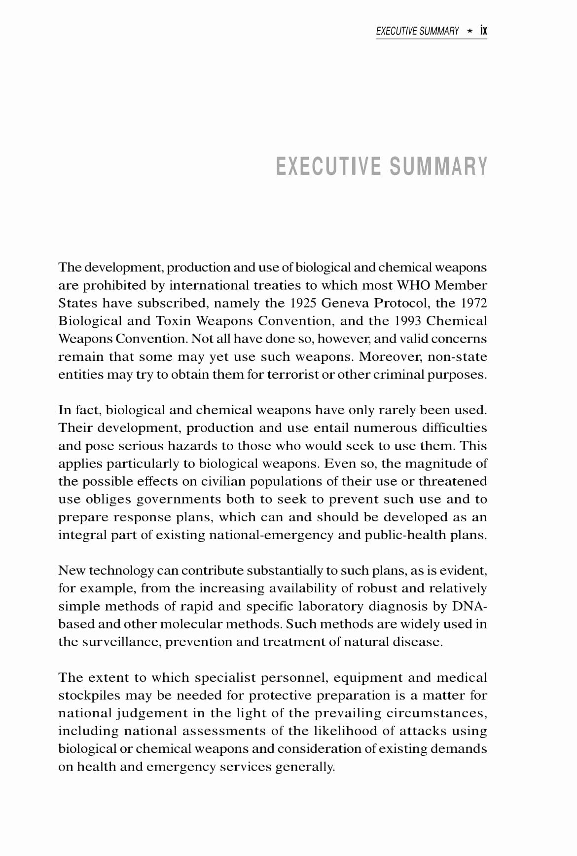 Example Of An Executive Summary New 22 Executive Summary Samples Pdf Doc