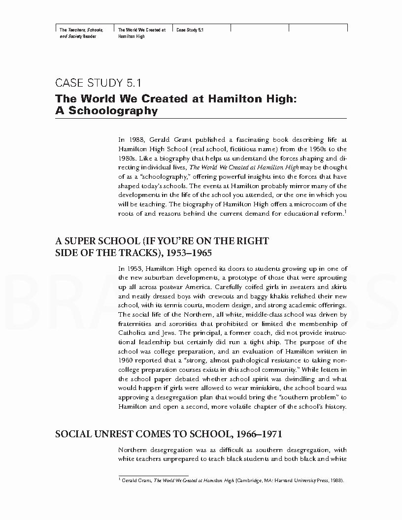 Example Of Case Study Best Of Sample Case Study Analysis Essays