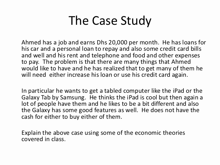 Example Of Case Study Elegant for My Students Example Case Study solution P2 2011