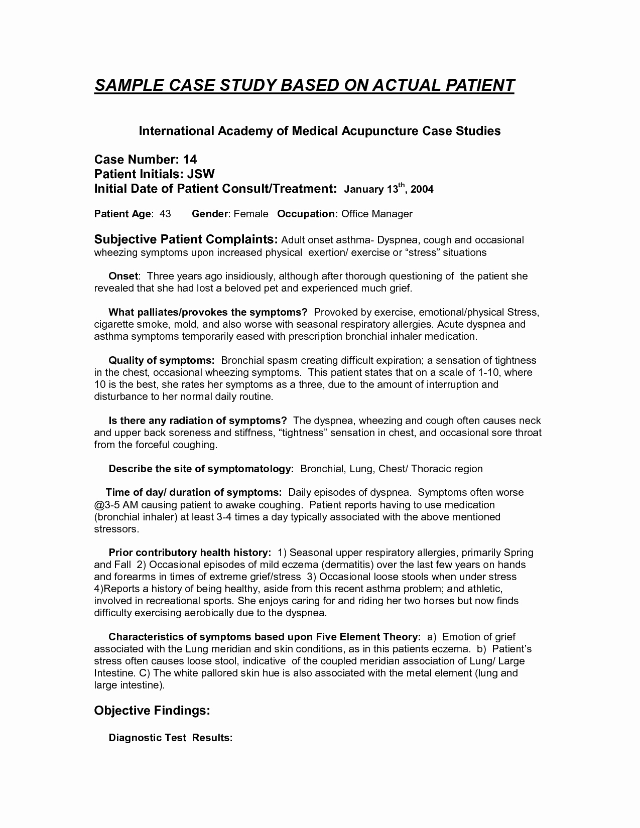 Example Of Case Study Inspirational Case Study Examples Dissertation Proposal for Mba Finance