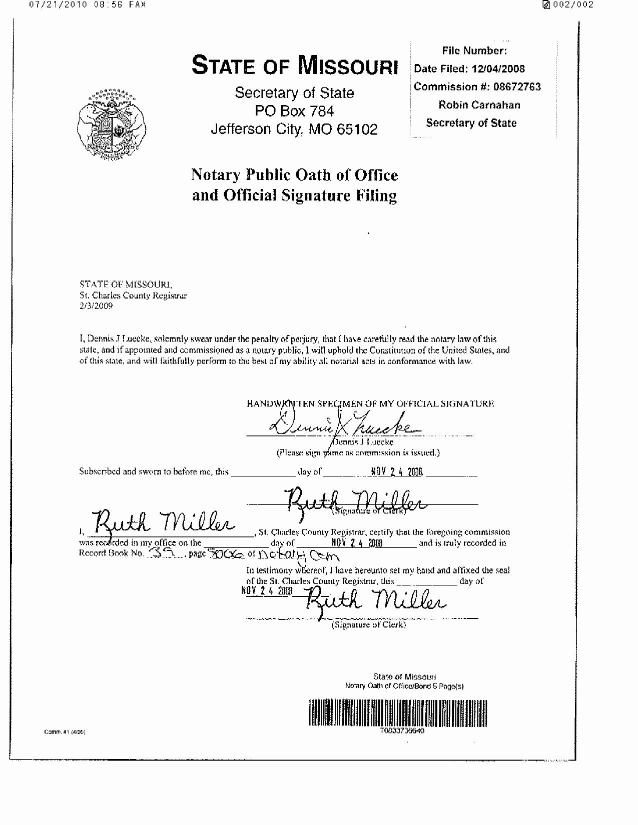 Example Of Notarized Document Inspirational Operation Restoration Anne Batte