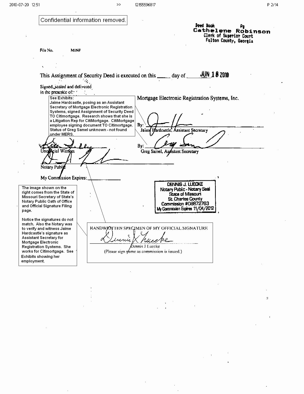 Example Of Notarized Document New Operation Restoration Anne Batte