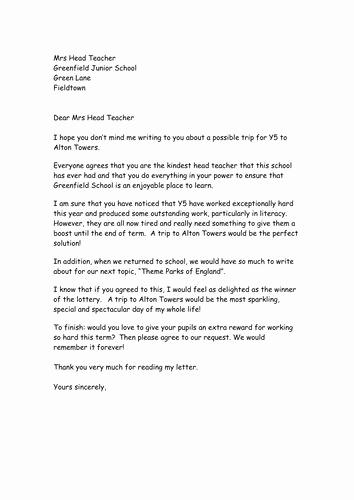 Example Of Persuasive Essay Unique Persuasive Letter Example and Box Plan