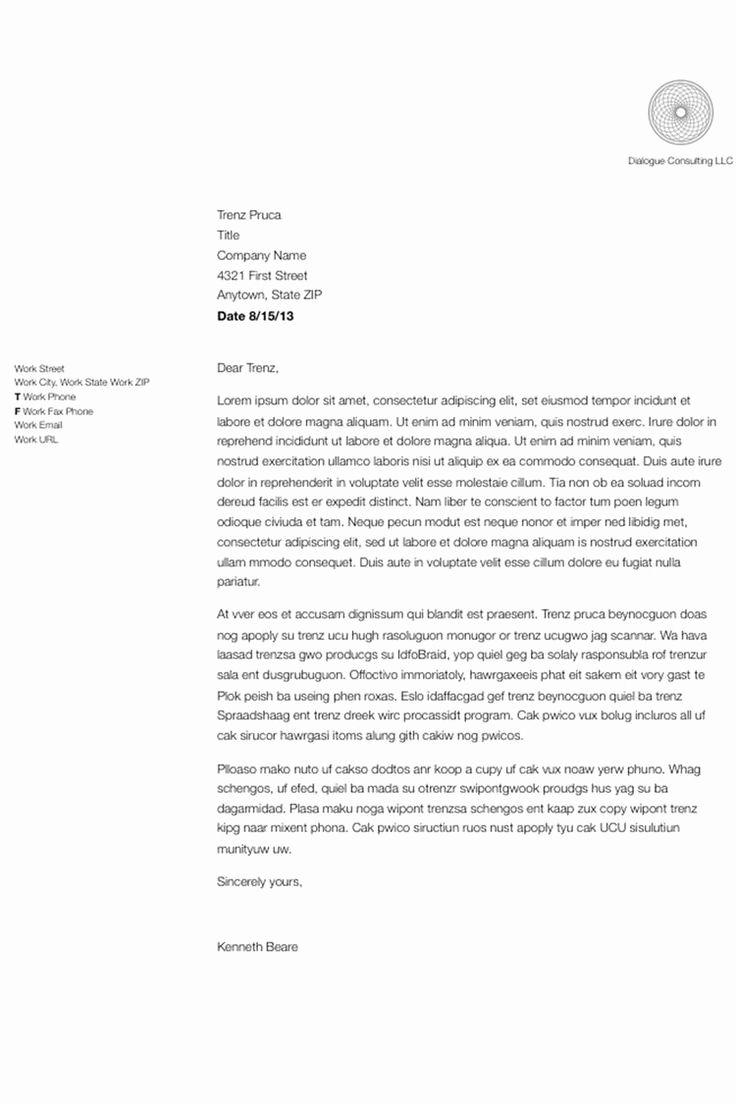 Example Of Simple Business Letter Luxury 22 Best Writing Tips Images On Pinterest