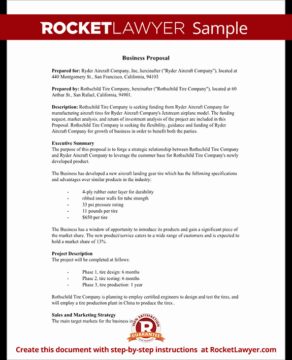 Examples Of Business Proposals Beautiful Business Proposal Template Free Business Proposal Sample