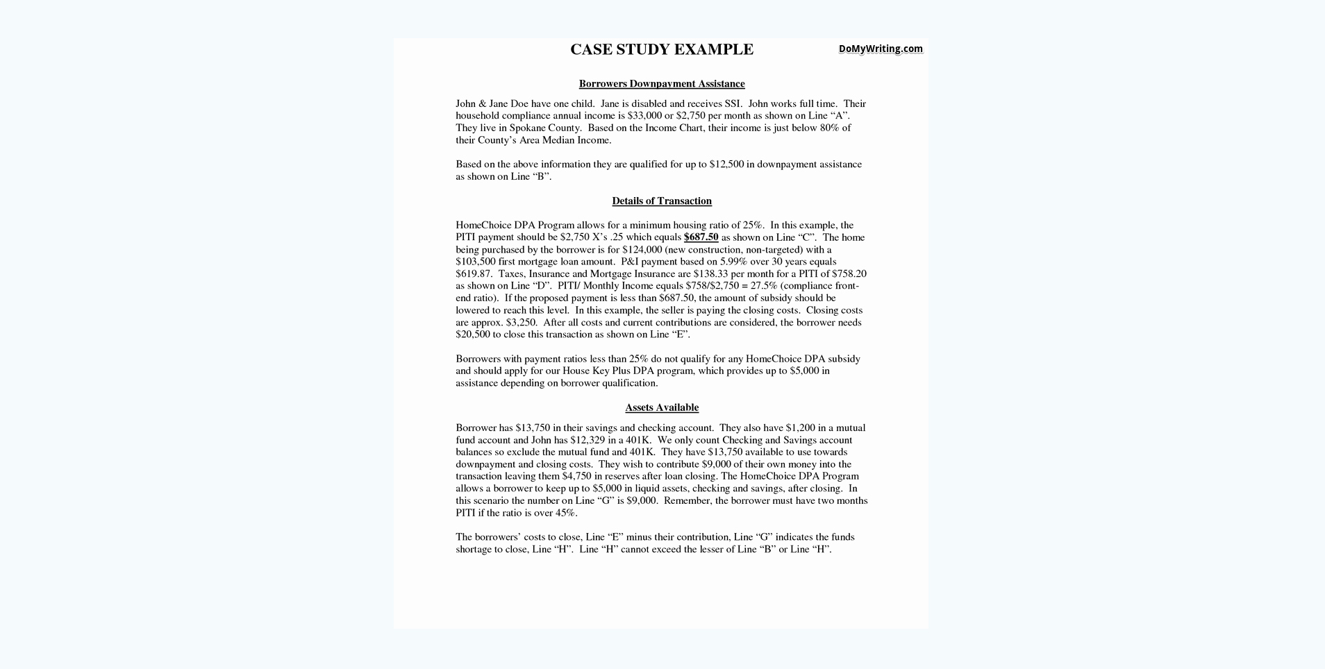 Examples Of Case Studies Fresh Case Study Definition and How to Write the Most Successful